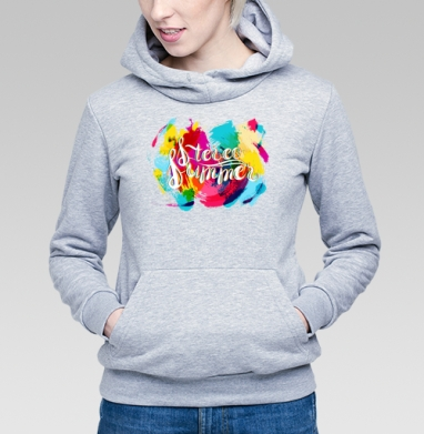 И-Стерео лето - Купить детские толстовки с летом в Москве, цена детских толстовок с летом  с прикольными принтами - магазин дизайнерской одежды MaryJane