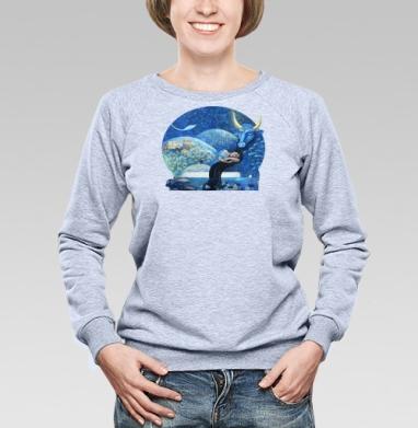 Похищение Европы - Купить детские свитшоты со сказками в Москве, цена детских свитшотов со сказками  с прикольными принтами - магазин дизайнерской одежды MaryJane