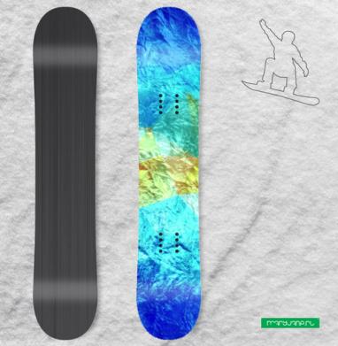 Айсберг - Наклейки на доски - сноуборд, скейтборд, лыжи, кайтсерфинг, вэйк, серф