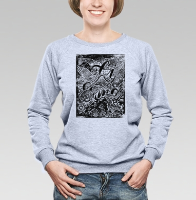 Ти Амо - Купить детские свитшоты с горами в Москве, цена детских свитшотов с горами с прикольными принтами - магазин дизайнерской одежды MaryJane