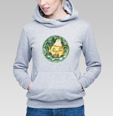 Чайный домик - Купить детские толстовки со сказками в Москве, цена детских  со сказками  с прикольными принтами - магазин дизайнерской одежды MaryJane