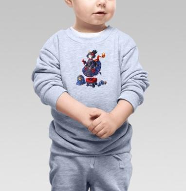 Блу Лолли Принцесса  - Купить детские свитшоты романтика в Москве, цена детских свитшотов романтических  с прикольными принтами - магазин дизайнерской одежды MaryJane