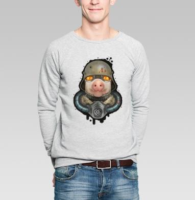 Матёрый - Купить мужские свитшоты военные в Москве, цена мужских свитшотов военных с прикольными принтами - магазин дизайнерской одежды MaryJane