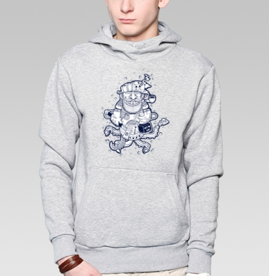 Кок - Купить мужские толстовки модные в Москве, цена мужских толстовок модных  с прикольными принтами - магазин дизайнерской одежды MaryJane