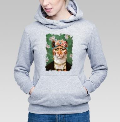 Фрида Кало моими глазами - Купить детские толстовки с кошками в Москве, цена детских толстовок с кошками  с прикольными принтами - магазин дизайнерской одежды MaryJane