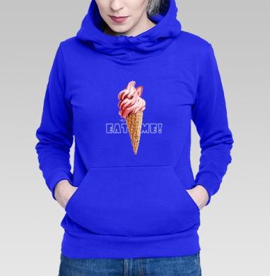 Мороженое - рожок - Толстовки женские в интернет-магазине