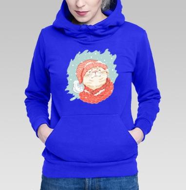 К зиме готов - Длинные женские толстовки женские в интернет-магазине