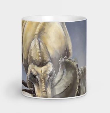 Тираннозавр-РеХ  на охоте - персонажи, Новинки