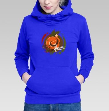 Осень-лиса - Толстовки с лисой
