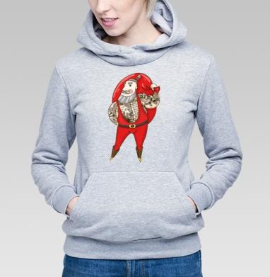 Модный Санта - Толстовки женские в интернет-магазине