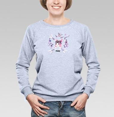 Азау - Купить детские свитшоты спортивные в Москве, цена детских свитшотов спортивных  с прикольными принтами - магазин дизайнерской одежды MaryJane