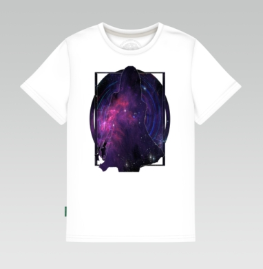 Детская футболка белая - Мисс Вселенная