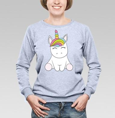 Единорожек - Купить детские свитшоты милые в Москве, цена детских свитшотов милых  с прикольными принтами - магазин дизайнерской одежды MaryJane