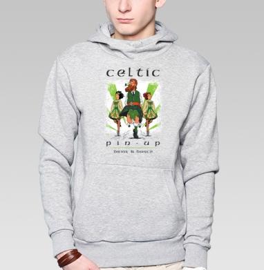 Кельтский пинап - Толстовки под заказ