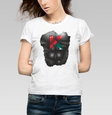 Бронированный Касперский - Купить детские футболки с Суперменом в Москве, цена детских  с Суперменом  с прикольными принтами - магазин дизайнерской одежды MaryJane