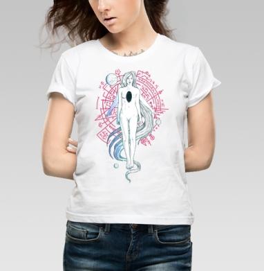 In the void - Купить детские футболки с символами в Москве, цена детских футболок с символом с прикольными принтами - магазин дизайнерской одежды MaryJane