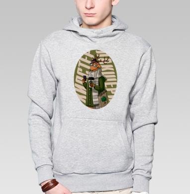 Олень хипстер - Толстовки под заказ