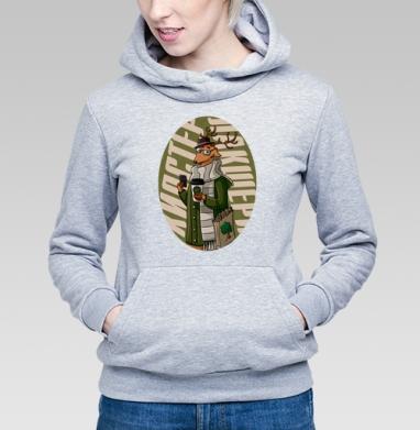 Олень хипстер - Купить детские толстовки паттерн в Москве, цена детских толстовок с паттерном  с прикольными принтами - магазин дизайнерской одежды MaryJane