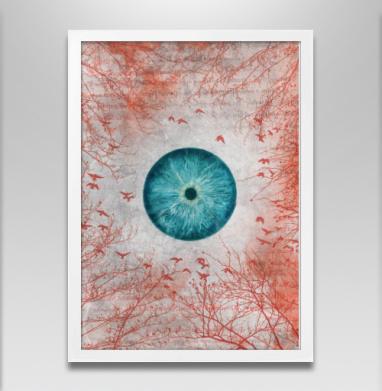 Воспаленное око планеты - Постеры, птицы, Популярные