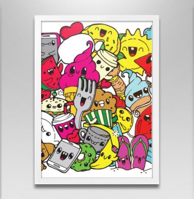 Дудлы - Постеры, хипстер, Популярные