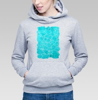 Бирюза минерал - Купить детские толстовки красивые в Москве, цена детских толстовок красивых  с прикольными принтами - магазин дизайнерской одежды MaryJane
