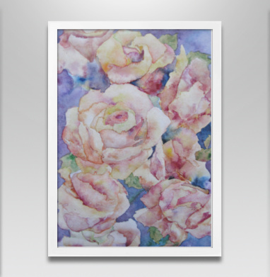 Розы. декор три - Постеры, красота, Популярные