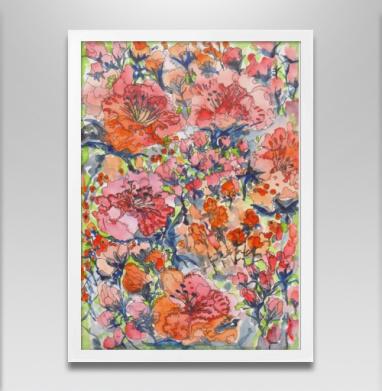 Цветочный микс - Постеры, любовь, Популярные