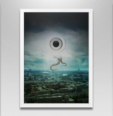 Глаз бури - Постеры, СССР, Популярные