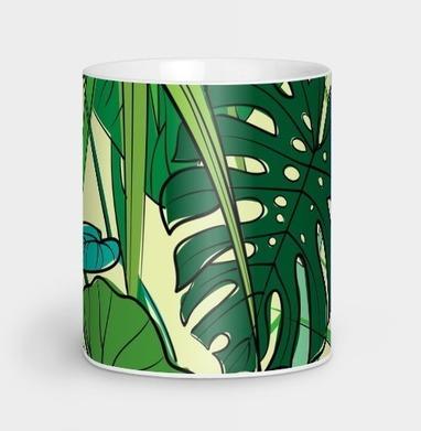 Листья тропики - мороженое, Новинки