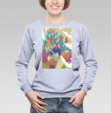 Девушка и укулеле   - Купить детские свитшоты красивые в Москве, цена детских свитшотов красивых  с прикольными принтами - магазин дизайнерской одежды MaryJane