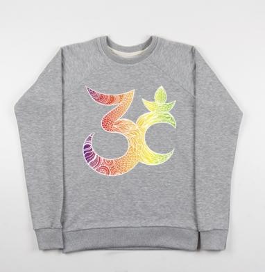 Цветной Ом - Купить детские свитшоты красивые в Москве, цена детских свитшотов красивых  с прикольными принтами - магазин дизайнерской одежды MaryJane