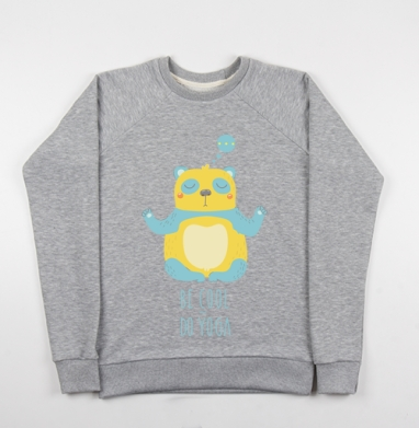 Делай йогу - Купить детские свитшоты с йогой в Москве, цена детских свитшотов с йогой  с прикольными принтами - магазин дизайнерской одежды MaryJane