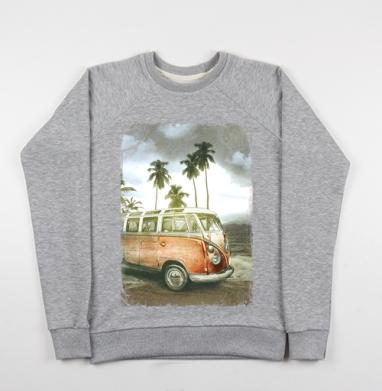 Куба рядом - Купить детские свитшоты морские  в Москве, цена детских свитшотов морских   с прикольными принтами - магазин дизайнерской одежды MaryJane