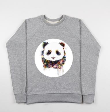 маленькая панда - Купить детские свитшоты милые в Москве, цена детских свитшотов милых  с прикольными принтами - магазин дизайнерской одежды MaryJane