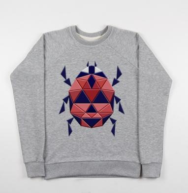 Mimikria  - Купить детские свитшоты с насекомыми в Москве, цена детских свитшотов с насекомыми  с прикольными принтами - магазин дизайнерской одежды MaryJane