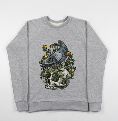Война и Мир - Купить детские свитшоты военные в Москве, цена детских свитшотов военных с прикольными принтами - магазин дизайнерской одежды MaryJane