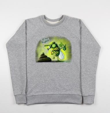 Возвращение домой - Купить детские свитшоты с насекомыми в Москве, цена детских свитшотов с насекомыми  с прикольными принтами - магазин дизайнерской одежды MaryJane