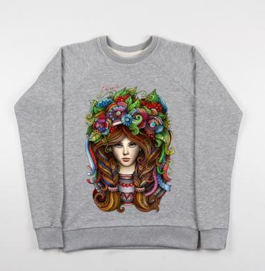 Я украинка - Купить детские свитшоты модные в Москве, цена детских свитшотов модных  с прикольными принтами - магазин дизайнерской одежды MaryJane