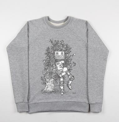Help! - Купить детские свитшоты с роботами в Москве, цена детских свитшотов с роботами с прикольными принтами - магазин дизайнерской одежды MaryJane