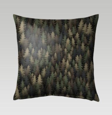 Лесной камуфляж, Подушка