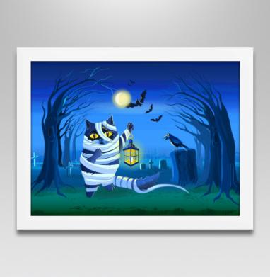 Муми-кот - Постеры, Кошка