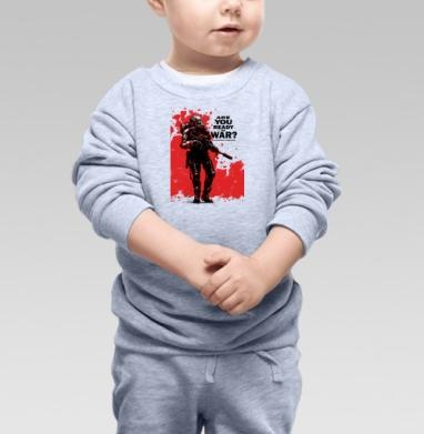 Солдат смерти  - Купить детские свитшоты АК-47 в Москве, цена детских свитшотов автомат Калашникова  с прикольными принтами - магазин дизайнерской одежды MaryJane