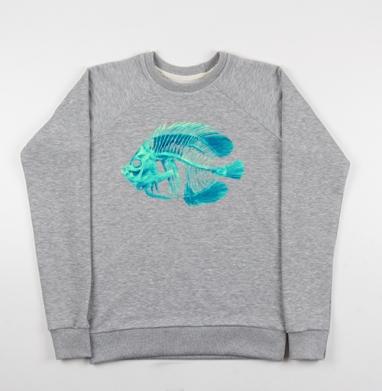 DeadFish - Купить мужские свитшоты морские  в Москве, цена мужских свитшотов морских   с прикольными принтами - магазин дизайнерской одежды MaryJane