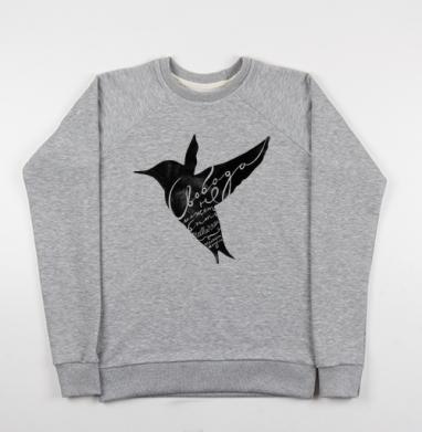 Freedom bird - Купить мужские свитшоты свобода в Москве, цена мужских свитшотов свобода  с прикольными принтами - магазин дизайнерской одежды MaryJane