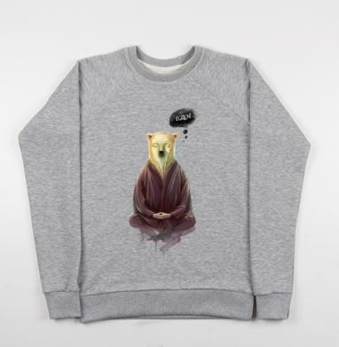 Познавший пустоту - Купить мужские свитшоты свобода в Москве, цена мужских свитшотов свобода  с прикольными принтами - магазин дизайнерской одежды MaryJane