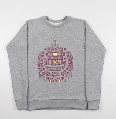 Митино - Купить мужские свитшоты с надписями в Москве, цена мужских свитшотов с надписями  с прикольными принтами - магазин дизайнерской одежды MaryJane