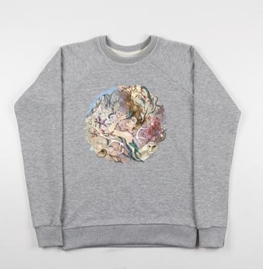 Windy dreams - Купить мужские свитшоты с горами в Москве, цена мужских свитшотов с горами с прикольными принтами - магазин дизайнерской одежды MaryJane