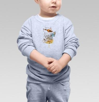Фей - Купить детские свитшоты с природой в Москве, цена детских свитшотов с природой  с прикольными принтами - магазин дизайнерской одежды MaryJane