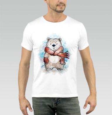 Похолодание - Купить мужские футболки милые в Москве, цена мужских футболок милых  с прикольными принтами - магазин дизайнерской одежды MaryJane
