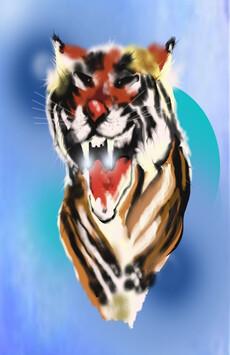 - Тигр